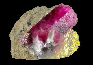 Bixbite (beryl đỏ)