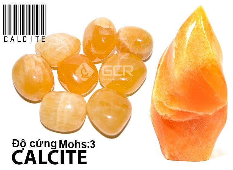 CALCITE - GCR