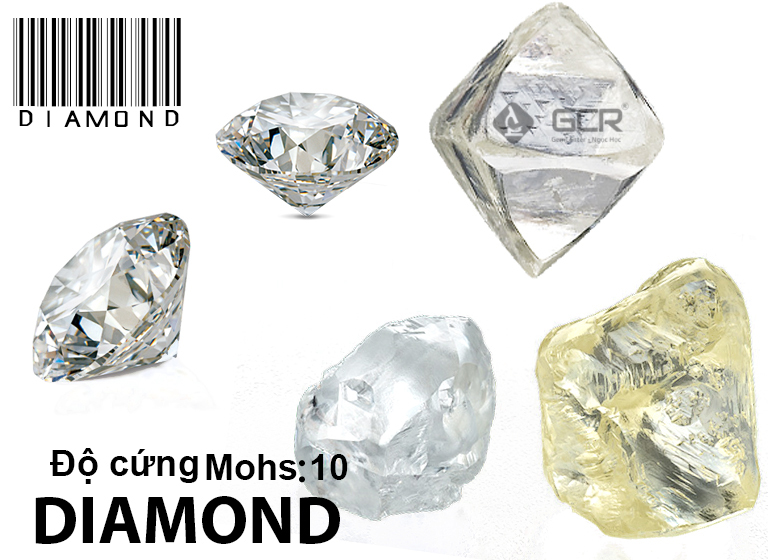 DIAMOND-GCR
