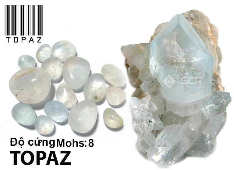TOPAZ-GCR