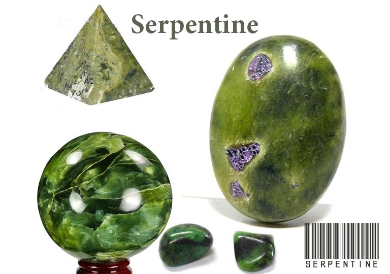 serpentine thiên nhiên