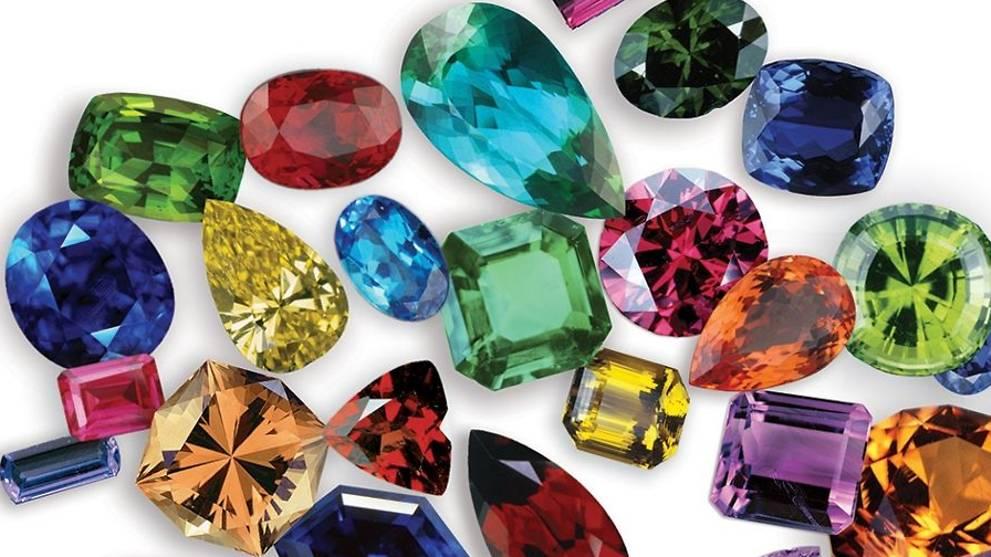 Các loại đá quý thiên nhiên chưa qua giám định