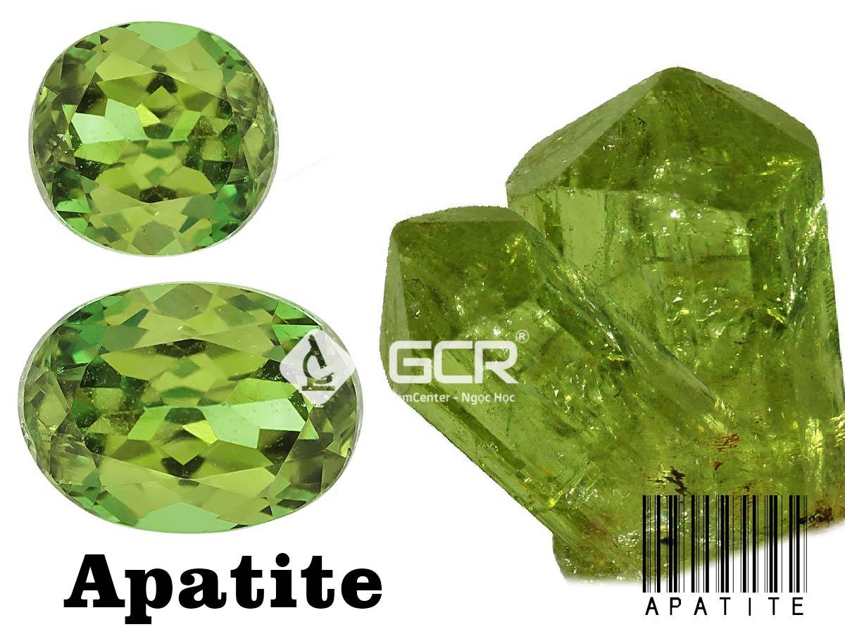 Apatite, Apatite gemstone