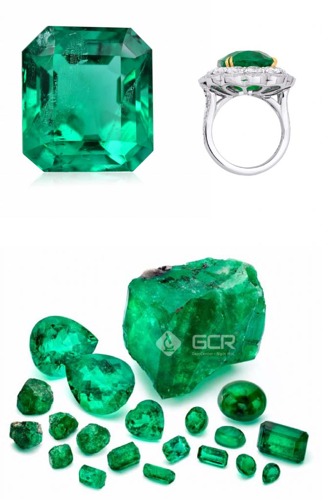 emerald Gcr